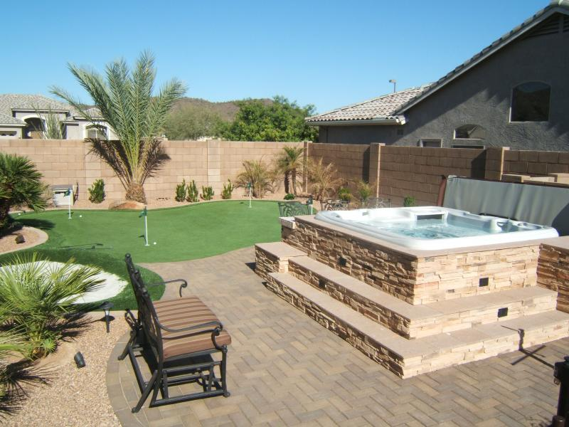 Hot Tub Surrounds & Spa Surrounds by The Yard Company - About Us